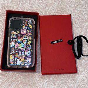 NEW Lisa frank Casetify iPhone 11pro case